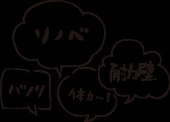 リノベ用語集