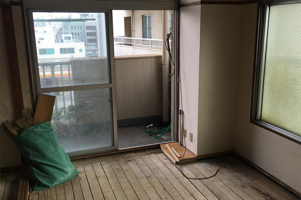 マンション購入を機に内装を一新。大人も子供も満足のコンパクトハウス 施工前_3