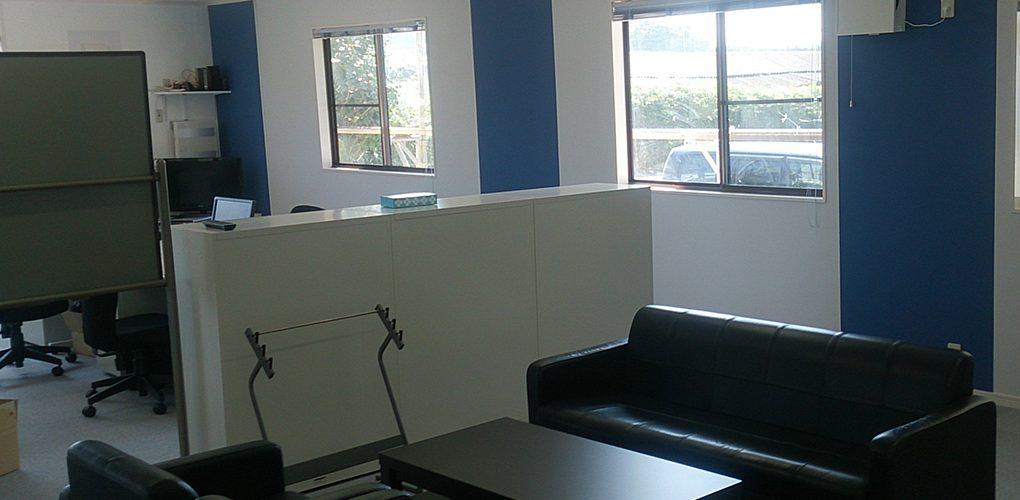 新規事業参入へ新たな挑戦したオフィス 施工後_2