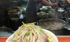 二郎という食べ物
